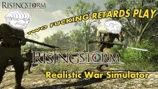 Rising Storm - Realistic War Simulator