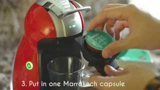 how to prepare marrakech tea in just a minute with nescafe dolce gusto dolcegusto