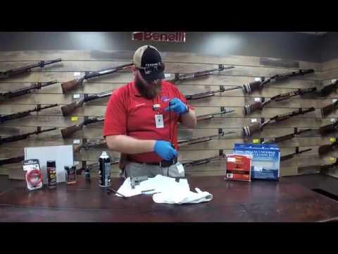 Handgun Cleaning & Maintenance