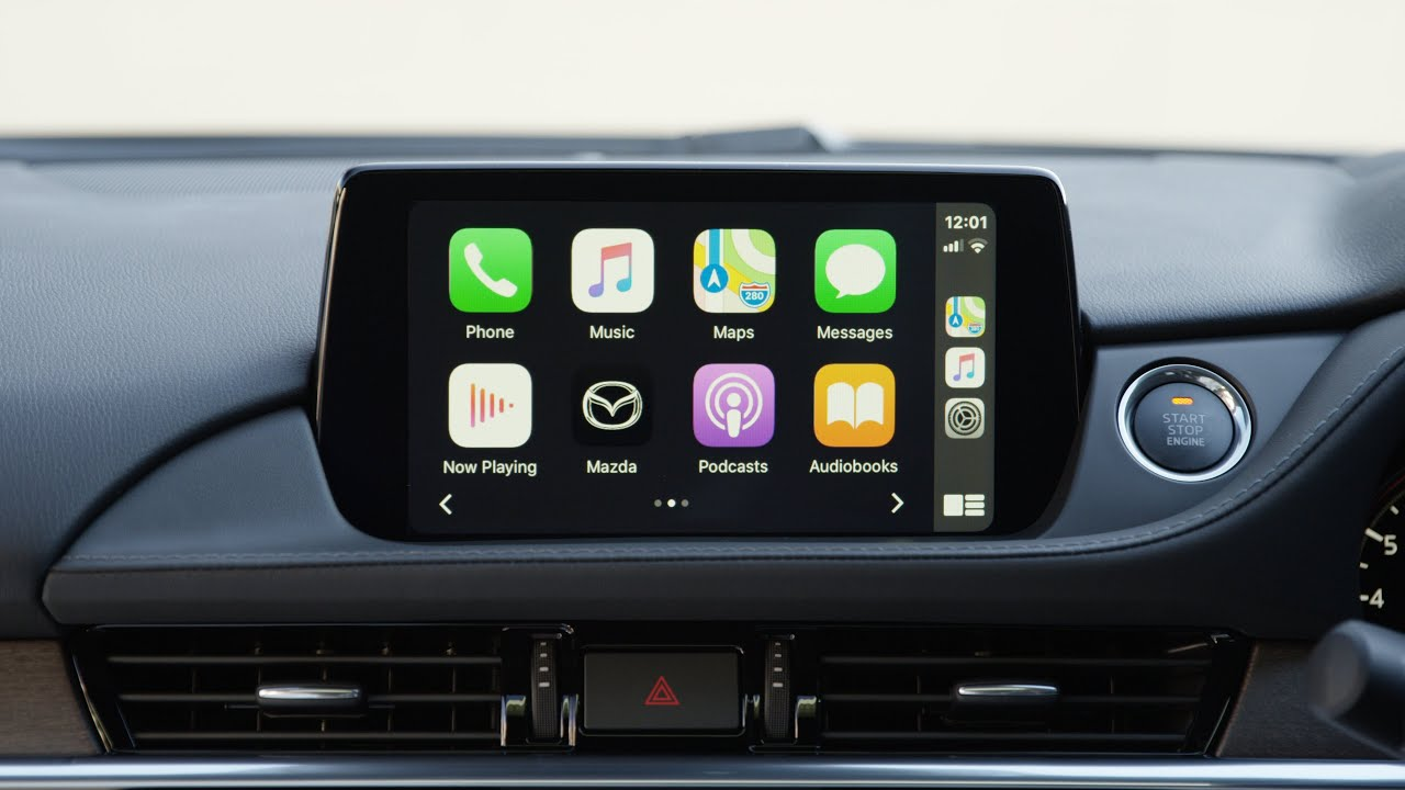 How To Connect Apple CarPlay To Your Mazda
