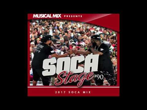 DJ Musical Mix- Soca Stage - 2017 Soca