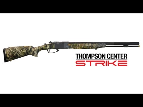 T/C Strike Muzzleloader Black Powder Rifle Review