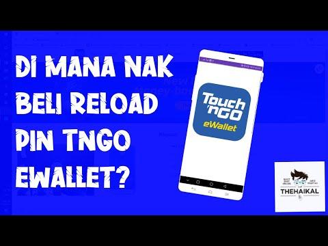 Where To Buy Tngo Ewallet Reload Pin Kat Mana Nak Beli Touch N Go Ewllet Reload Pin Youtube
