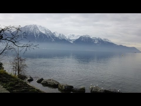 Vlog-Switzerland Trip-Christmas Market in Montreux and Geneva