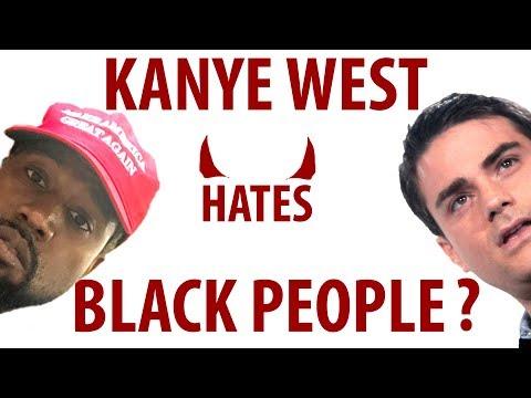 Kanye West HATES BLACK PEOPLE? - Ben Shapiro
