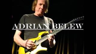 An Interview with Adrian Belew