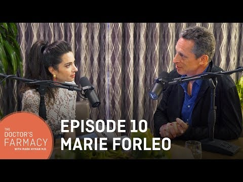 Marie Forleo on Building a Life You Love l Doctor's Farmacy with Mark Hyman, M.D. EP10