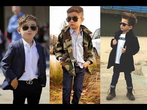 568923397 MODA de niños | Tendencias Otoño-Invierno 2017 2018 | Street Style Fashion