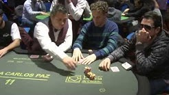 Torneo de Poker - Casino de Villa Carlos Paz - 21 y 22 de agosto  15 jugadores