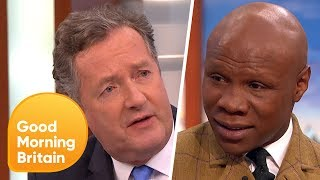 Piers Morgan and Chris Eubank Passionately Defend Boxing After Calls to Ban the Sport! | GMB