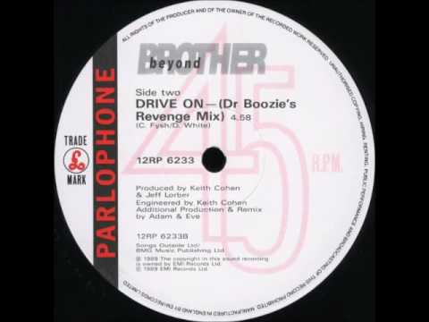 Brother Beyond - Drive On (DR Boozie's Revenge Mix) 1989
