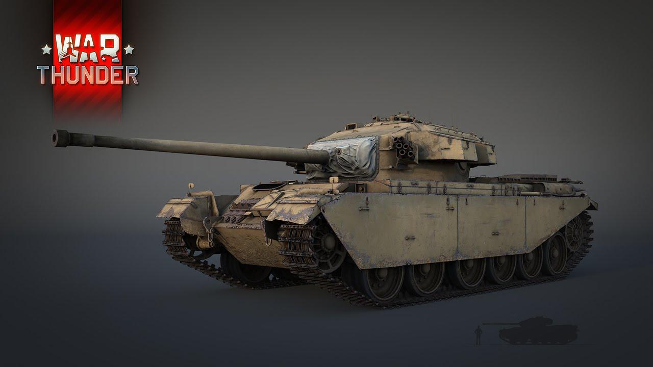 war thunder centurion mk3