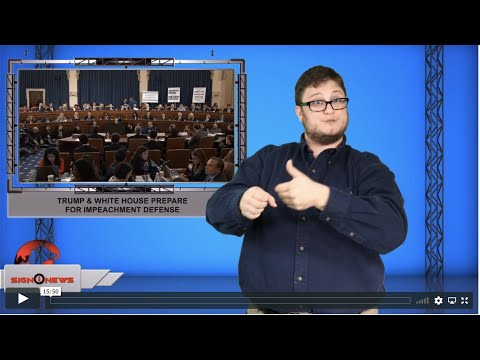 Sign1News 12.6.19 - News for the Deaf community powered by CNN in American Sign Language (ASL).