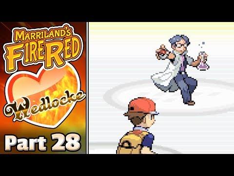 Pokémon FireRed Wedlocke, Part 28: What Has Scientist Done?!
