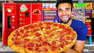 WORLD'S CHEAPEST PIZZA Vs. MOST EXPENSIVE PIZZA!