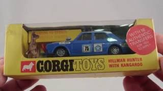 Hillman Hunter London-Sydney Marathon (Corgi Toys) - Diecast43