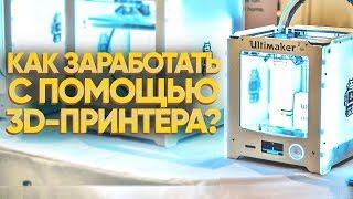 3D принтер Бизнес | 3D печать как Бизнес | 3D печать Бизнес Идея 2019