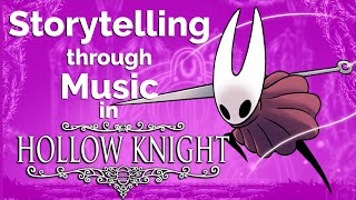 Storytelling through Music in Hollow Knight