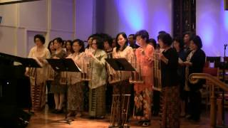 GKI San Jose Choir @ Rev. Arishvara