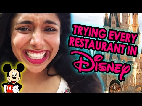 9 COUNTRIES IN 1 DAY • Disney Food & Wine REVIEW