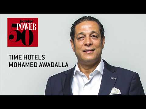 Power 50 2017: Time Hotels' CEO Mohamed Awadalla