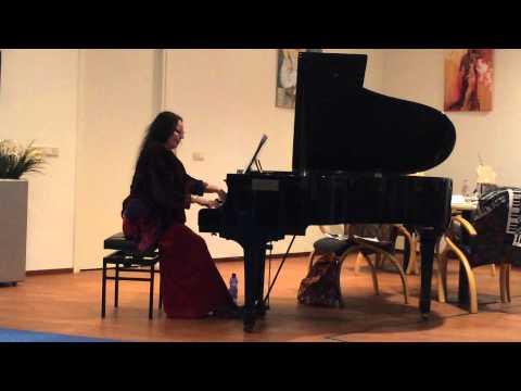 Adiós Nonino (Astor Piazolla) by Galina Ryakhovskaya