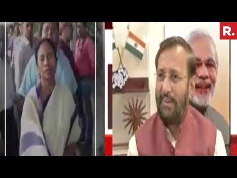 Prakash Javadekar Reacts To Mamata Banerjee Against Celebrating Independence Day