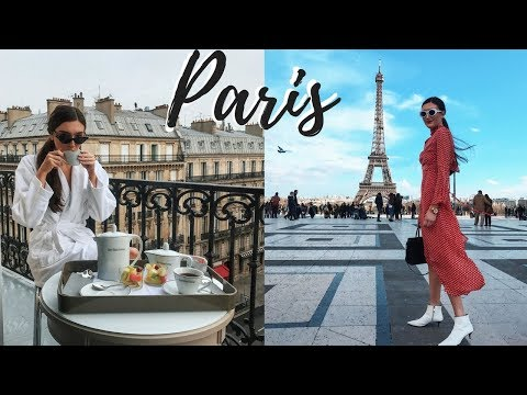 48 HOURS IN PARIS - PARIS TRAVEL VLOG | Kaelin Fox