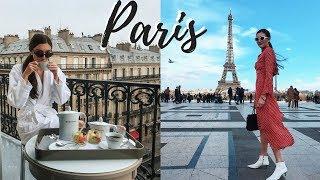 48 HOURS IN PARIS - PARIS TRAVEL VLOG | Kaelin Fox