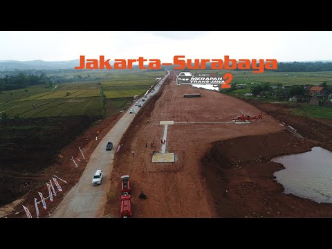 Merapah Trans-Jawa 2: Jakarta-Surabaya