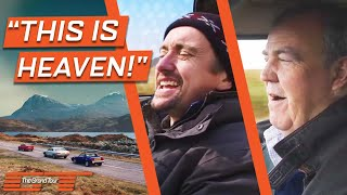 The Grand Tour: Piloting Extremely Nicely in Scotland 287