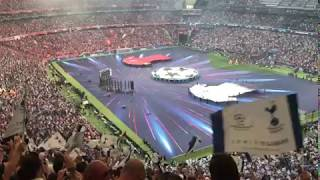 Amazing Atmosphere Liverpool Vs Tottenham Champions League Fin…