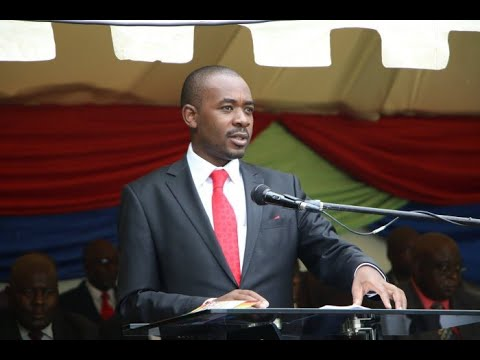 'Road to Victory (R2V)': Nelson Chamisa on Tuesday.... 'our thrust is going to be the rural areas' –