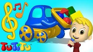 Songs & Karaoke for Children | Tractor | TuTiTu Songs