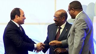 Egypt, Ethiopia and Sudan sign deal on Nile dam
