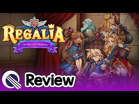 Regalia Of Men And Monarchs Review