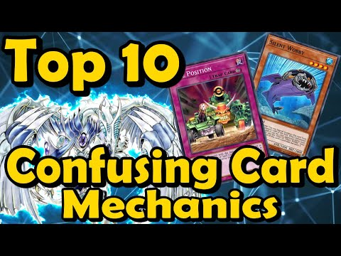 Top 10 Confusing Card Mechanics In YuGiOh