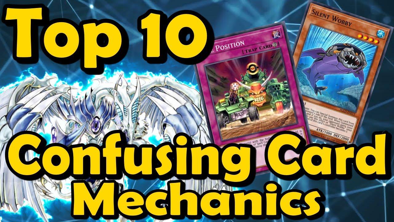 Top 10 Confusing Card Mechanics in YuGiOh
