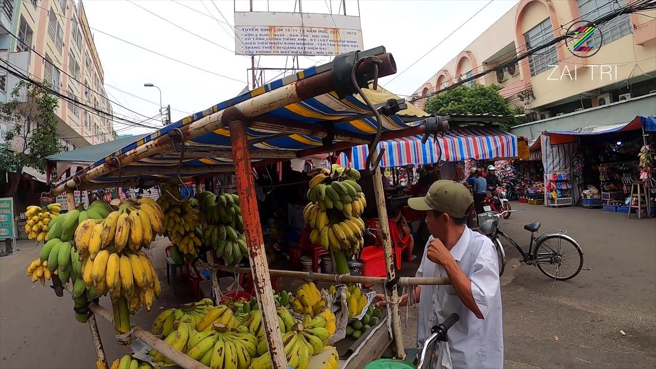 Dạo chợ Phú Lâm Quận 6 đi xe từ Cây Gõ vào Phú Lâm | ZaiTri