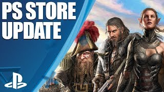 PlayStation Store Highlights - 29th August 2018