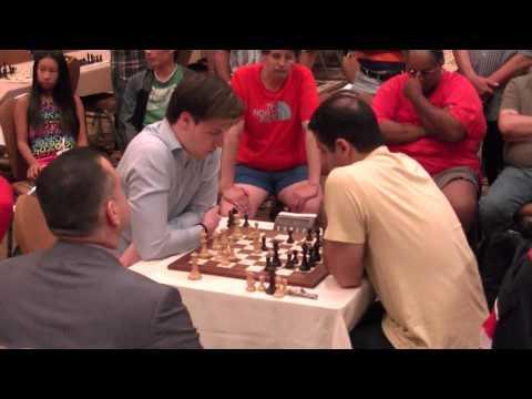 Canadian Open tiebreak : Van Kampen - Ghaemmagami