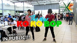 Video [IN PUBLIC] EXO (엑소) - Ko Ko Bop (코코밥) - Dance Cover by Frost & Jay download MP3, 3GP, MP4, WEBM, AVI, FLV Agustus 2017