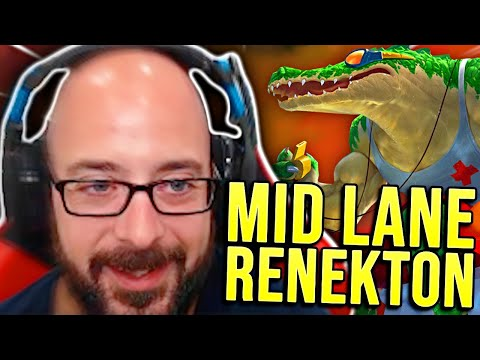 THEY WEREN'T READY FOR THE MID LANE CROC!!! - SRO Road to Challenger