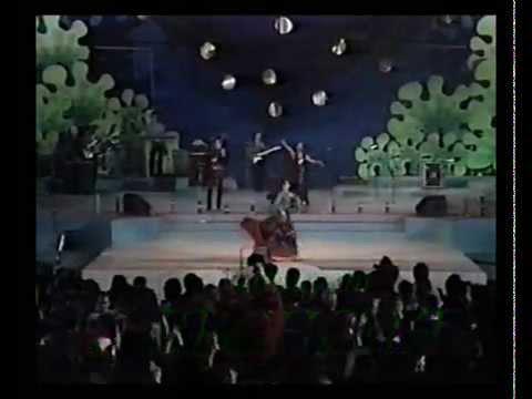 """Леонсия Эрденко-ансамбль""""Джанг"""" - цыганский танец """"Цоха"""", 1987"""