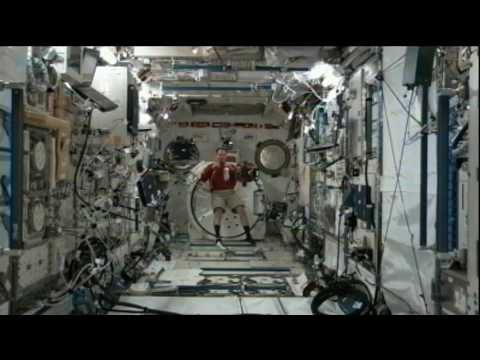 ISS Update: SPHERES with Telerobotics Project Manager Terry Fong