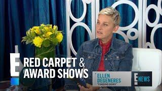 "Ellen DeGeneres Dishes on ""Ellen"" Success | E! Live from the Red Carpet"