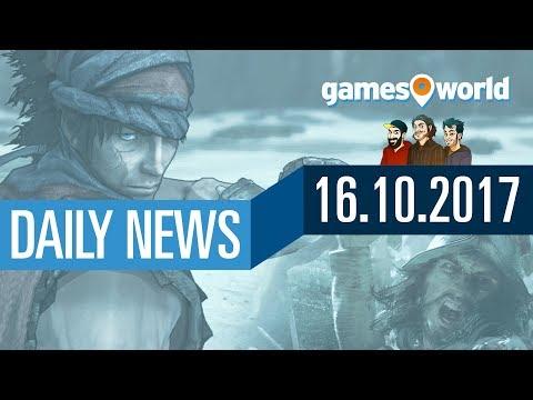 Neues Prince of Persia, Age of Empires DE, Star Citizen   Gamesworld Daily News - 16.210.2017