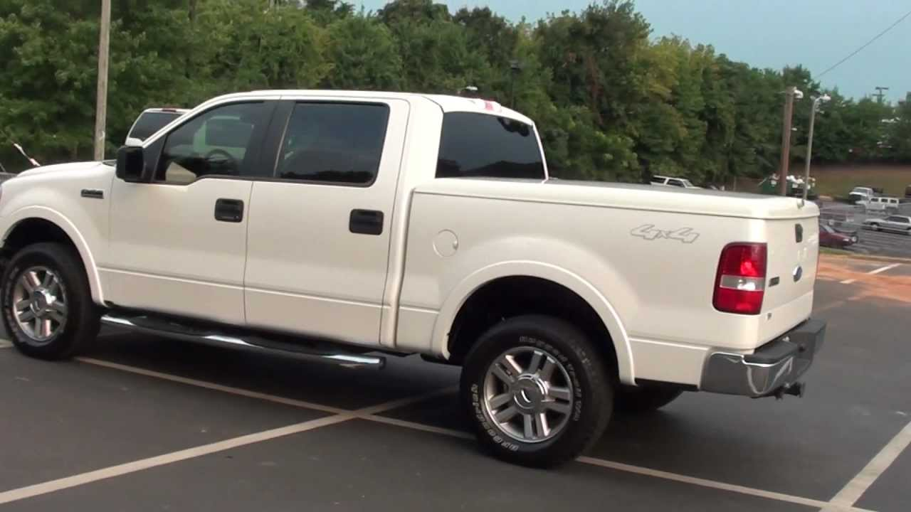 For sale 2007 ford f 150 lariat 1 owner stk p5713 www lcford com