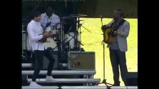 Presidential Inauguration 2014 Performance 2 - Matthew Mole, Selaelo Selota, The Soil