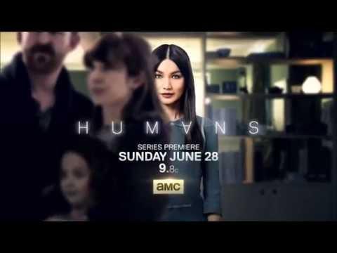 Люди / Humans (2015) - Официальный Русский Трейлер [HD]